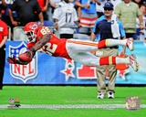 Dwayne Bowe 2011 Action Photo