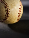 Baseball Photographic Print by Tom Grill