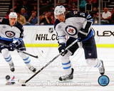 Blake Wheeler 2011-12 Action Photo