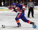 Kyle Okposo 2011-12 Action Photo