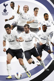Tottenham Hotspurs-Players 2011-2012 Prints