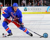 Michael Del Zotto 2011-12 Action Photo