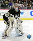 Marc-Andre Fleury 2011-12 Action Photo