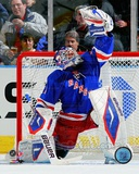 Henrik Lundqvist 2011-12 Action Photo