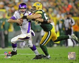 Clay Matthews 2011 Action Photo