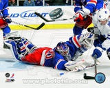 Henrik Lundqvist 2011-12 Action Photographie