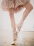 Ballet Dancer Tiptoeing Photographic Print by Véronique Beranger