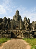 Angkor Wat Photographic Print by Sam Diephuis