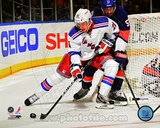 Derek Stepan 2011-12 Action Photo