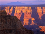 Grand Canyon at Sunset Photographic Print by George H.H. Huey