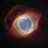 Helix Nebula Photographic Print
