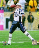 Tom Brady 2011 Action Photo