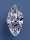 Diamond Ring by Harry Winston Photographic Print