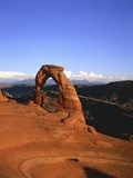 USA, Utah, Arches National Park, Delicate Arch Photographic Print by Hans Peter Merten