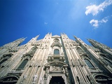 Duomo of Milano Photographic Print by Guenter Rossenbach