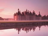 Chateau de Chambord at Dawn Photographic Print by Paul Hardy