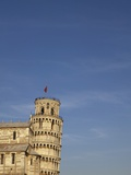 The Leaning Tower of Pisa, Pisa, Italy Photographic Print