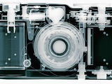 X-ray of Camera Photographie par Simon Marcus