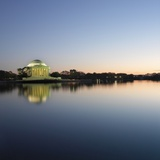 The Jefferson Memorial Photographic Print by Ron Chapple