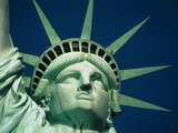 Statue of Liberty in New York City Photographic Print by Alan Schein