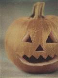 Pumpkin Man 2 Photographic Print by Jennifer Kennard