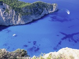 St. George Bay, Zakynthos, Greece Photographic Print by Pete Saloutos