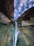 Calf Creek Falls, Utah, USA Photographic Print by Roland Gerth
