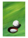 Hole in One Giclee Print by Alberto Ruggieri