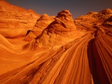 Vermillion Cliffs, The Wave, Grand Staircase Escalante Nationalpark, Arizona, USA Photographic Print by Frank Krahmer