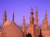 José Fuste Raga - Sultan-Hassan-Mosque in the evening - Fotografik Baskı