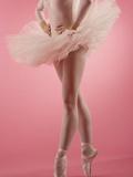 Bailarina Lámina fotográfica