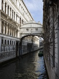 Bridge of Sighs, Venice Photographic Print by Tom Grill