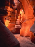 Antelope Canyon in Arizona - USA Lámina fotográfica por Roland Gerth