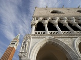 Doge's Palace and Campanile Photographic Print by Tom Grill