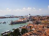 Santa Maria della Salute Basilica in Venice Photographic Print by Danny Lehman