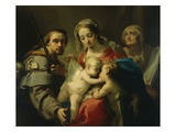 Madonna and Child Giclee Print by Gaetano Gandolfi