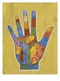 Palm Reading Giclee Print