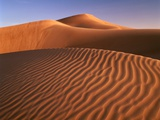 Dunes in the desert (Hatta, United Arab Emirates) Photographic Print by Fridmar Damm