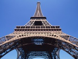 Paris: Eiffel Tower Photographic Print by Herbert Spichtinger