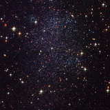 Sagittarius Dwarf Galaxy Photographic Print