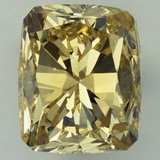 The Golden Hue Diamond Photographic Print