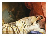 The Dream Giclee Print by Friedrich Von Amerling