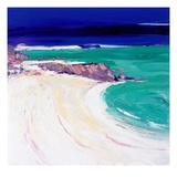 Beach Giclee Print by John Lowrie-Morrison