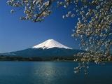 Fujisan in Japan Fotografie-Druck von José Fuste Raga