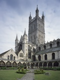 Gloucester Cathedral Photographic Print by Angelo Hornak