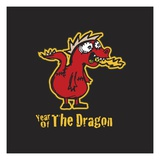 Year of the Dragon Giclee Print
