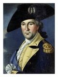George Washington Giclee Print by Samuel King