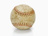 Baseball Photographic Print by Rob Chatterson