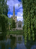 Stratford-Upon-Avon Parish Church Photographic Print by Andy Williams