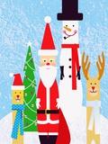 Christmas Figures Photographie